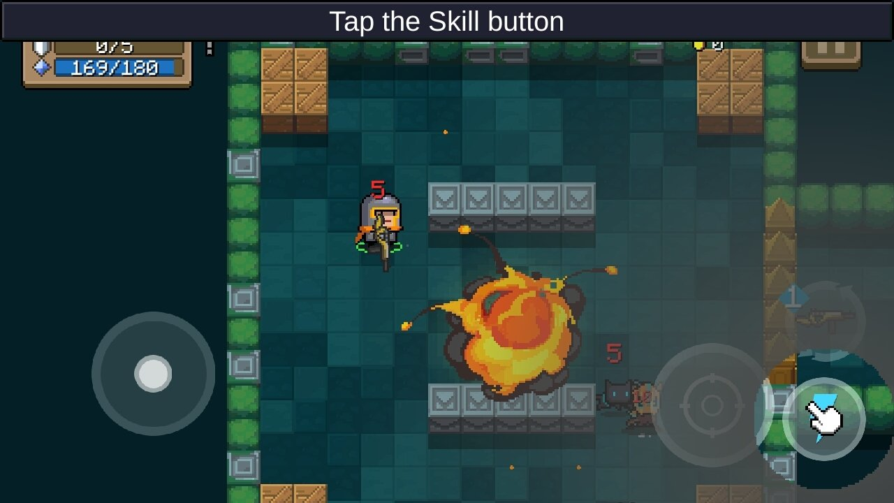 Gallery Soul Knight 100.10.10   Download for Android APK Free is free HD wallpaper.