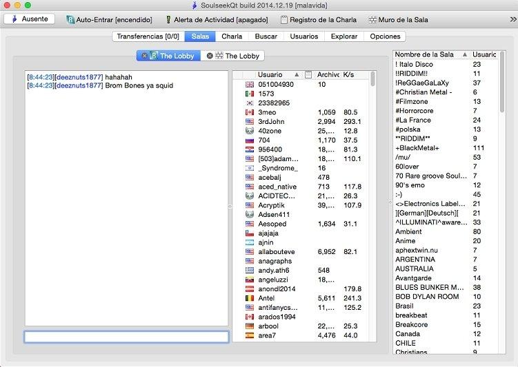 SoulseekQT Mac image 5