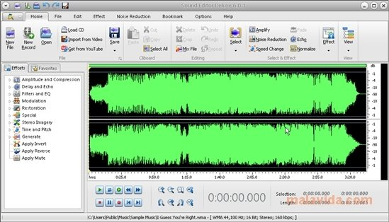 Sound Editor Deluxe image 7