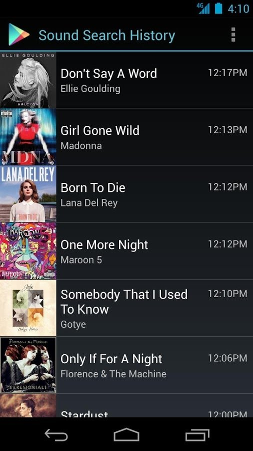 Sound Search Google Play 1 1 12 - Download for Android APK Free
