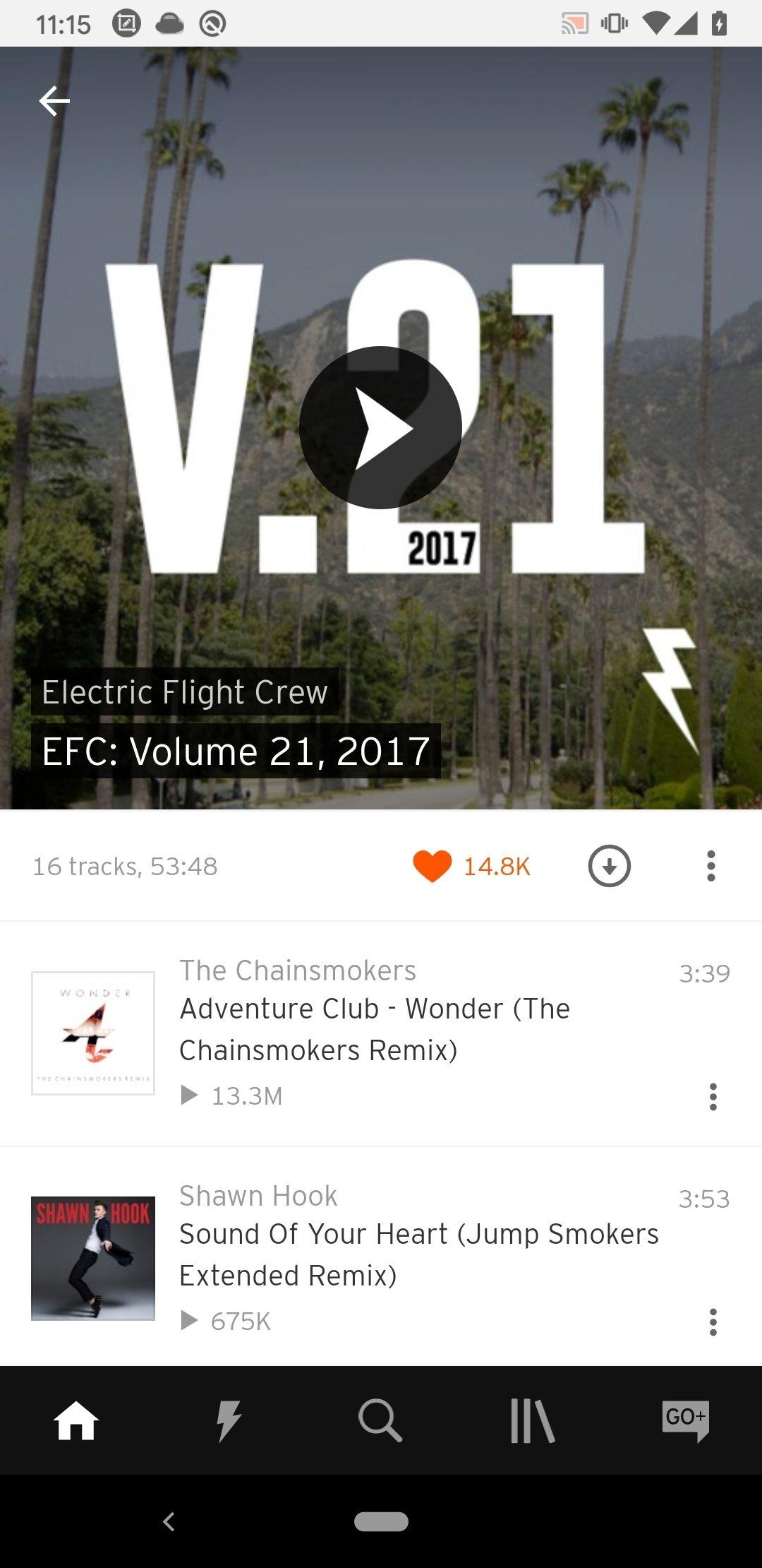 SoundCloud Música 2019 08 23 - Descargar para Android APK Gratis