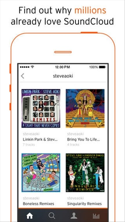 SoundCloud - Download for iPhone Free