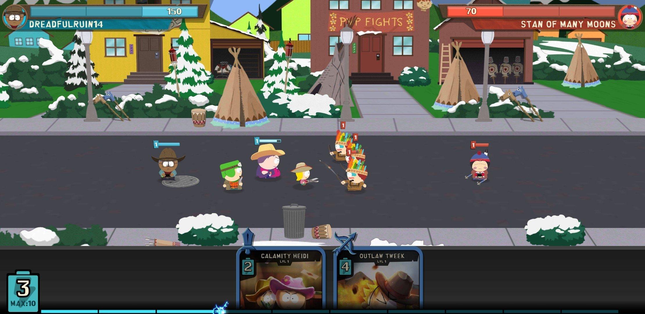 South park phone destroyer download per android apk gratis