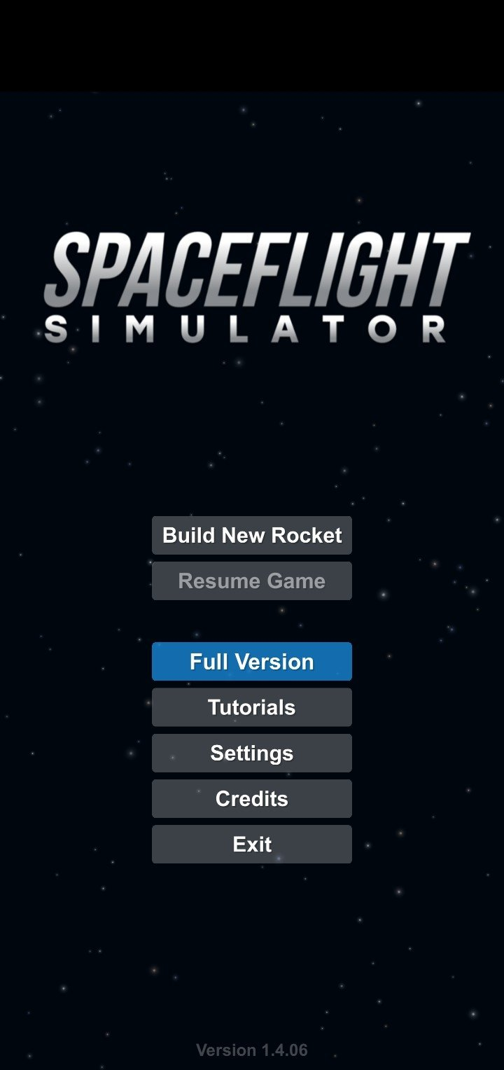 Spaceflight Simulator 1 4 06 - Download for Android APK Free