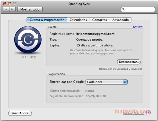 Spanning Sync Mac image 4