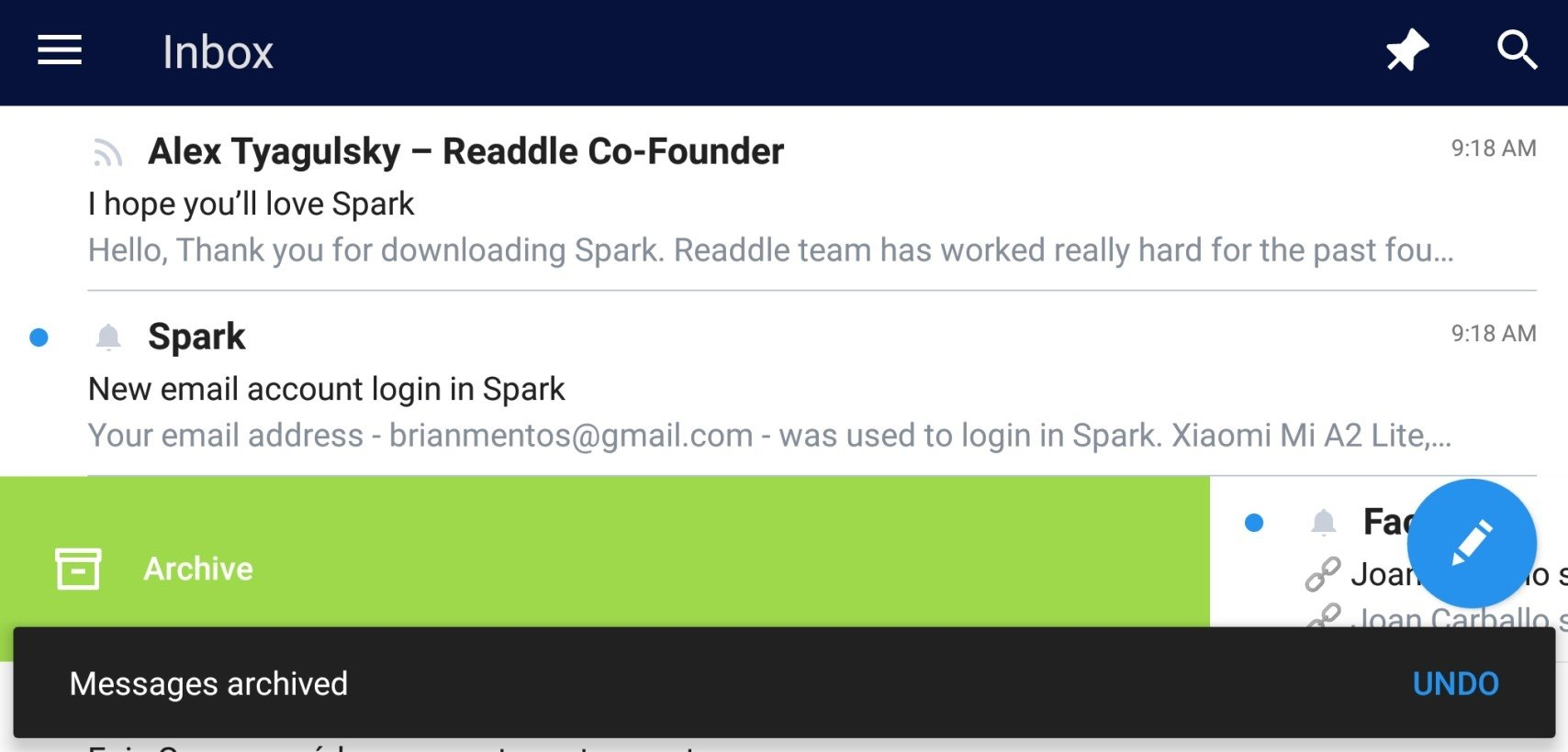 Spark 2 0 5 - Download for Android APK Free