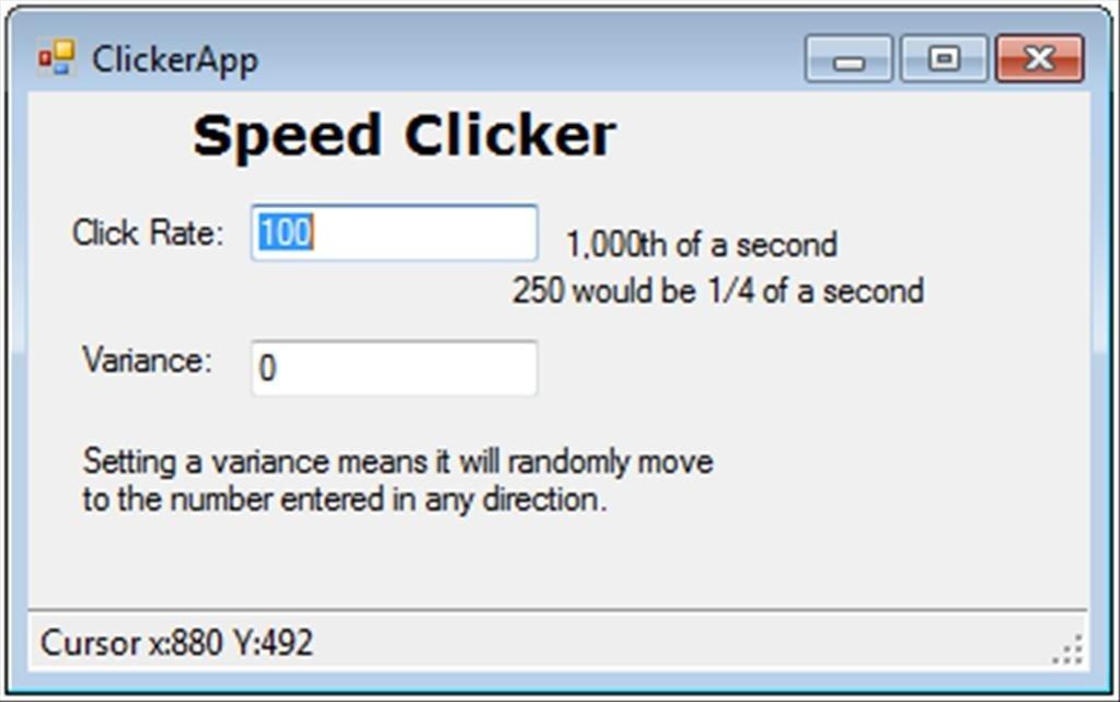 Speed Clicker image 2