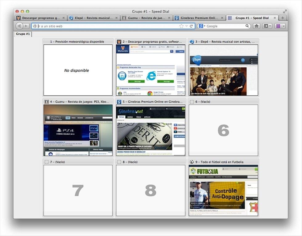 Speed Dial Mac image 8