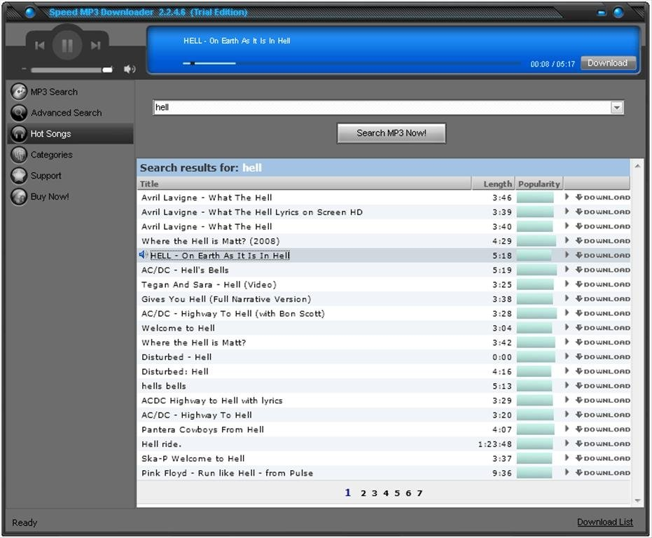 Speed MP3 Downloader 2 6 1 2 - Download for PC Free