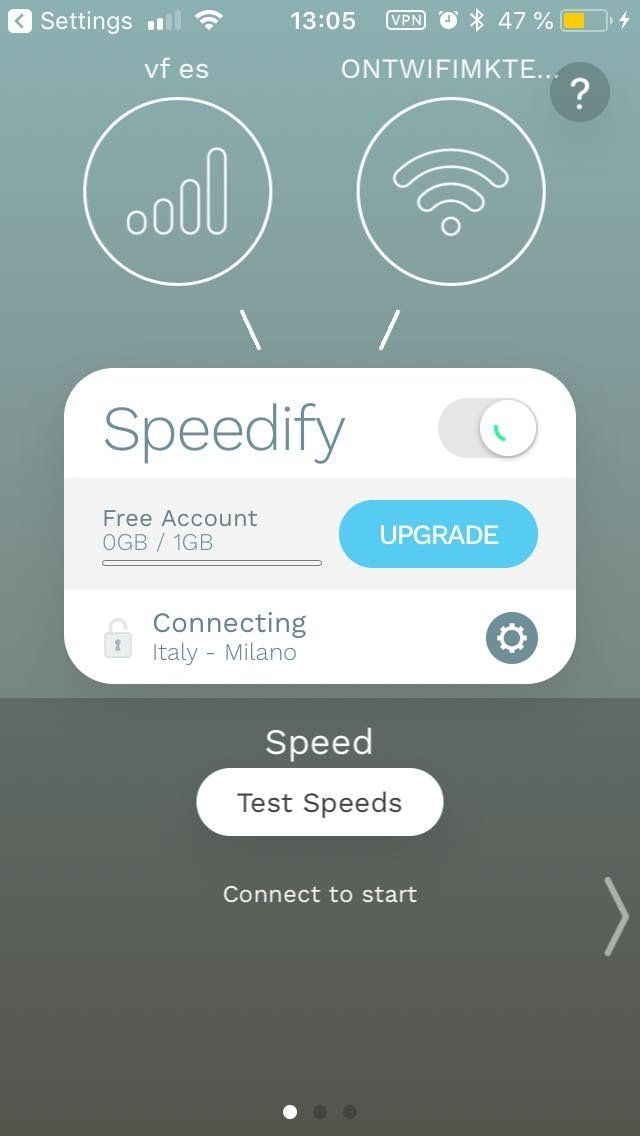 download speedify