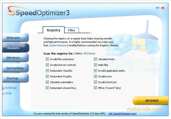 SpeedOptimizer image 4
