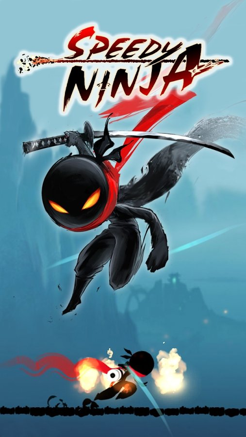 Speedy Ninja Android image 4