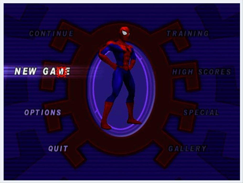 Descargar spider man para pc gratis