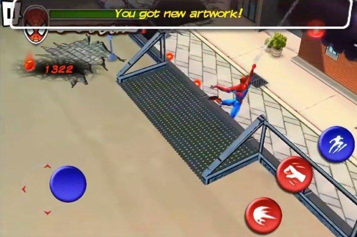 Spider-Man: Total Mayhem iPhone image 6