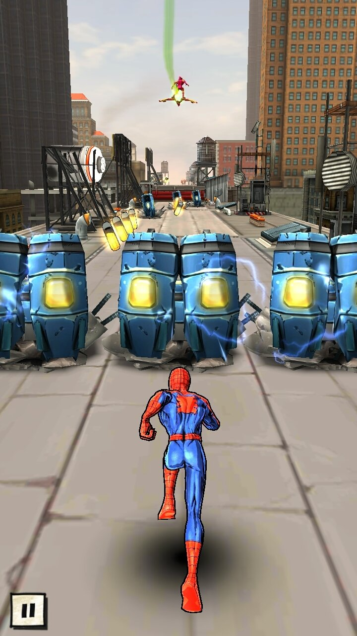 Spider-Man Unlimited Android image 5