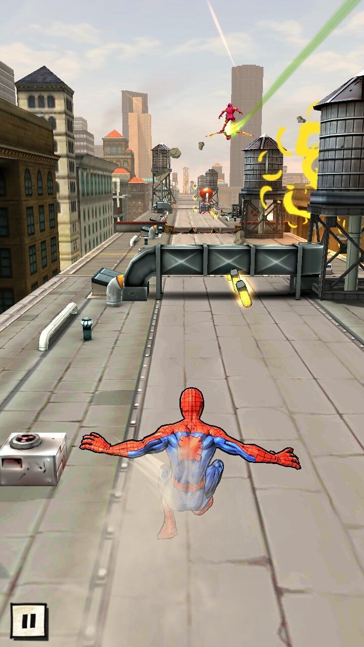 MARVEL Spider-Man Unlimited 4.3.1c - Baixar para Android APK Grátis 40c0bc549f756