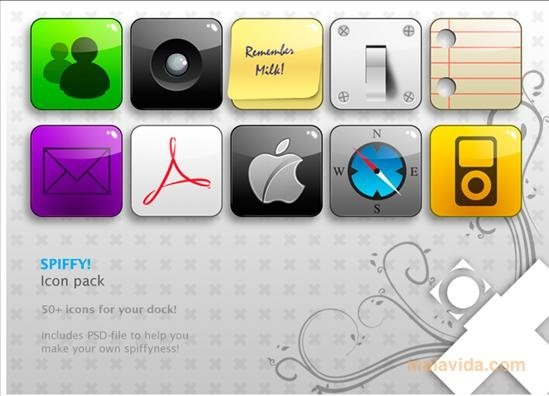 Spiffy Icon Pack Mac image 3