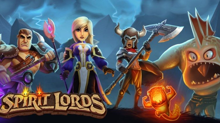 Spirit Lords Android image 5