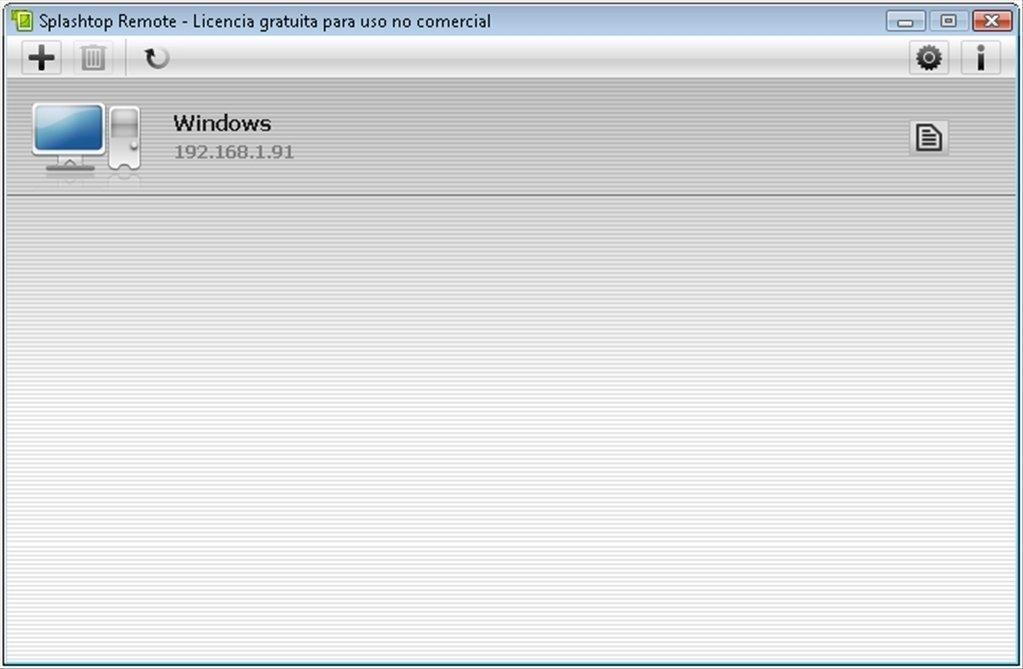 Splashtop Remote Desktop 2 6 4 0 - Download for PC Free