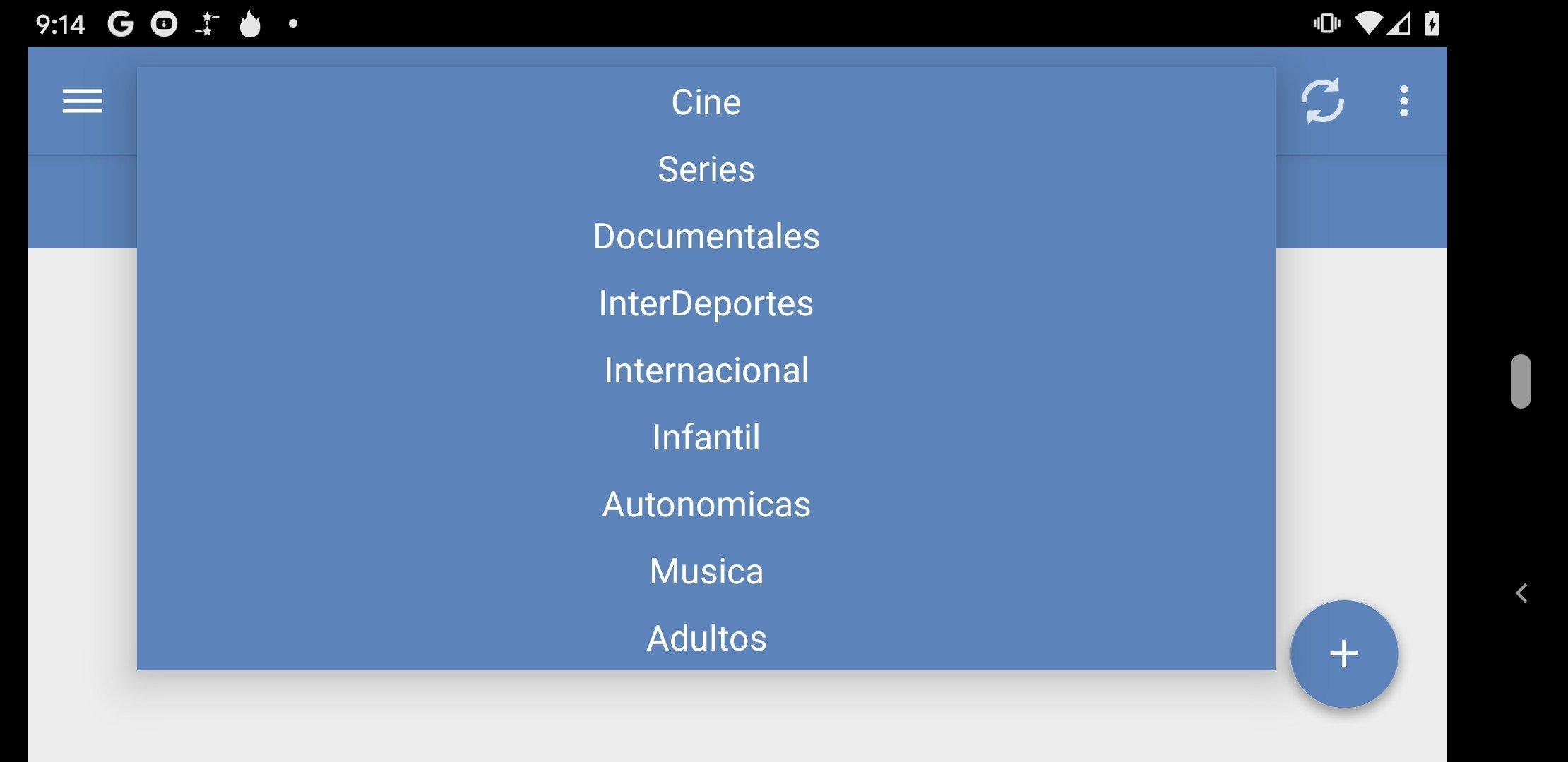 Descargar Splive Tv 2 6 Android Apk Gratis En Espa 241 Ol