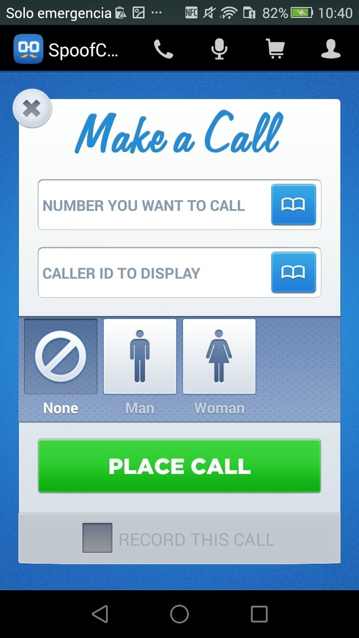 Spoof Card 3 3 1 - Download for Android APK Free