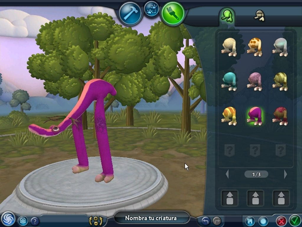 Download Spore Creature Creator 14.0 per PC - Gratis