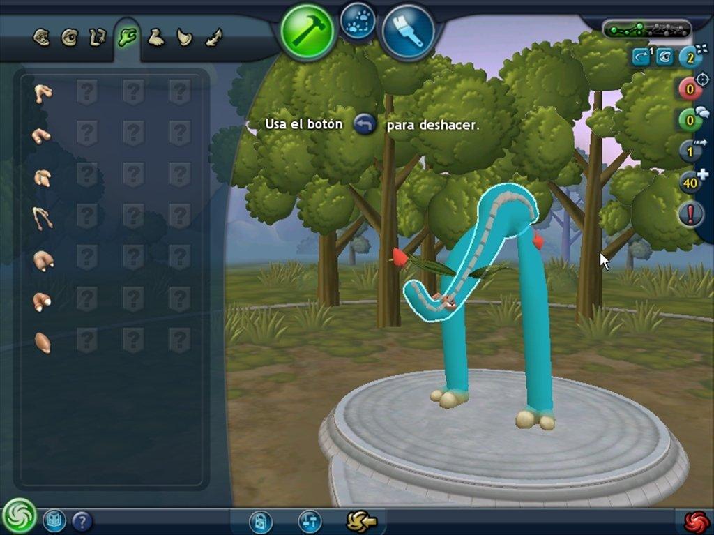 download spore creature creator 14 0 for pc free