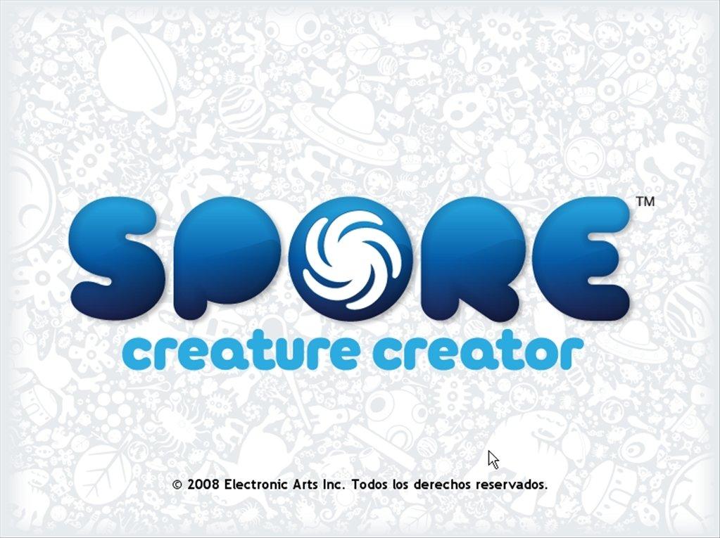 Spore creature creator (free) download latest version in english.