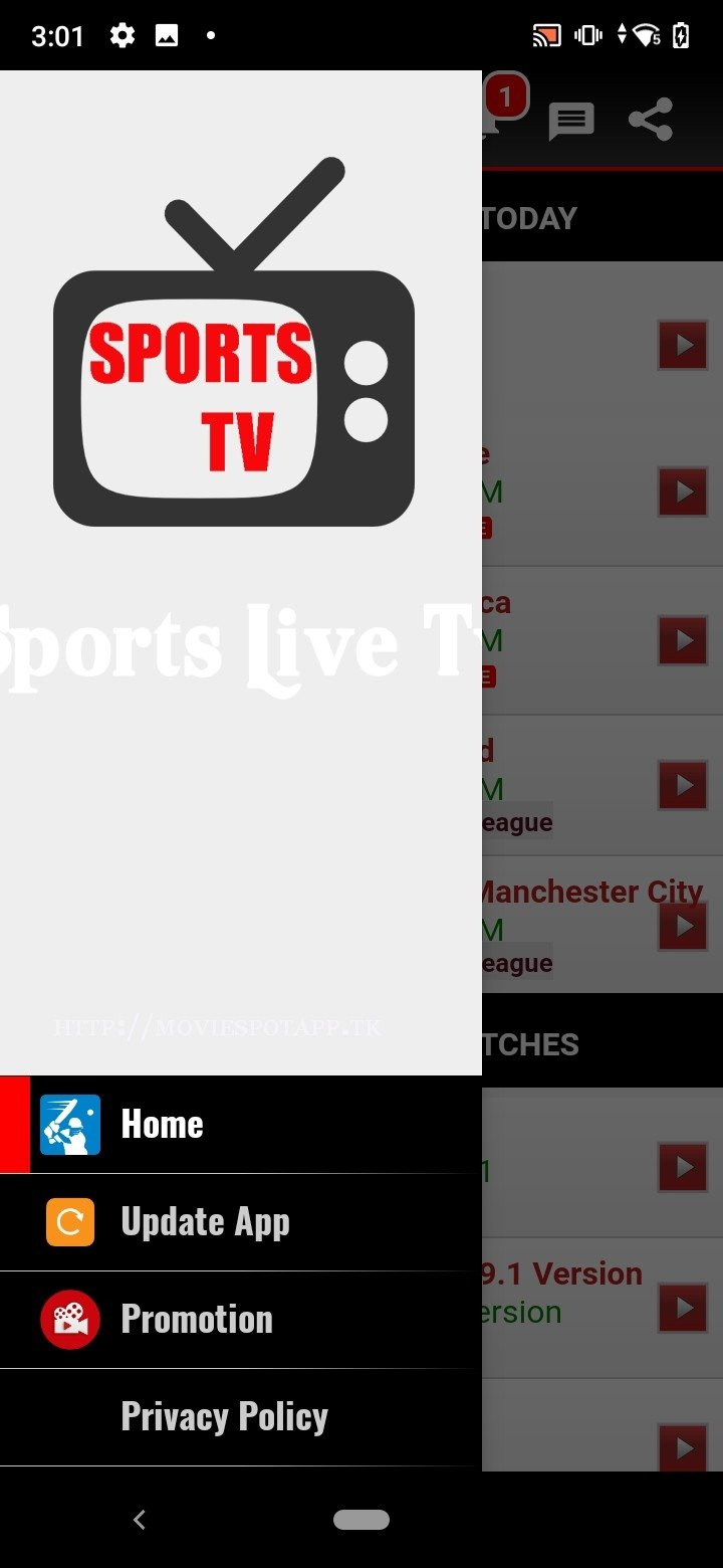 Sports Live Tv V2 8 11 Download For Android Free