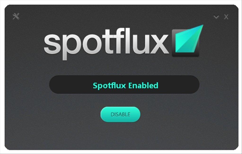 Spotflux 3.0.1.127