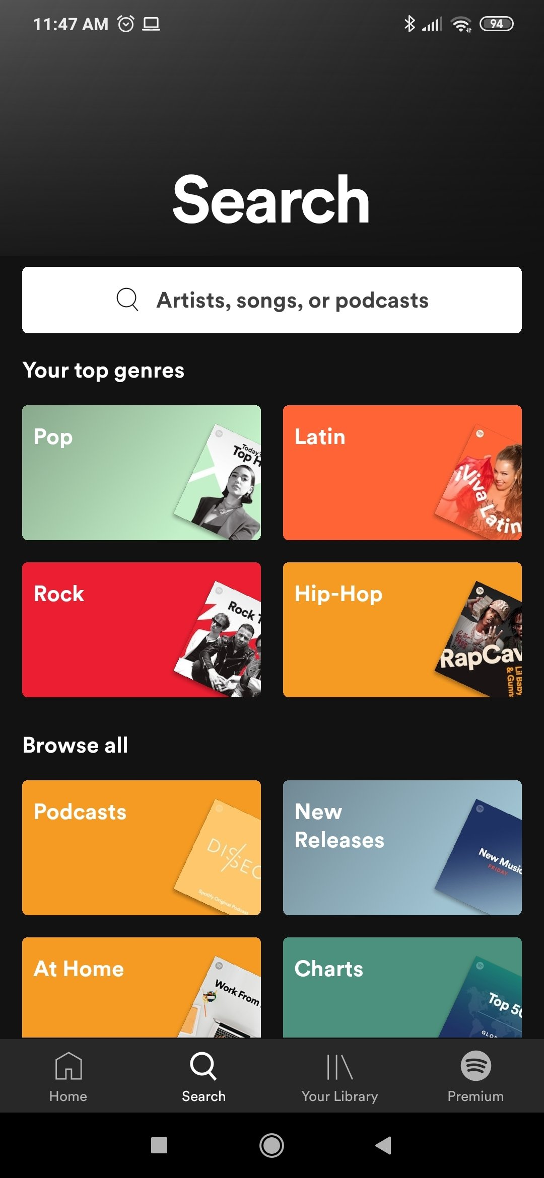 Spotify Music Android image 8