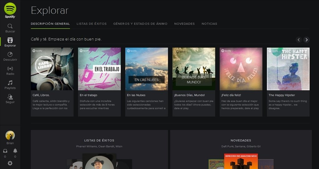 Spotify Webapps image 6