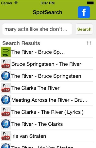 Download SpotSearch for Spotify 4 2 1 iPhone - Free