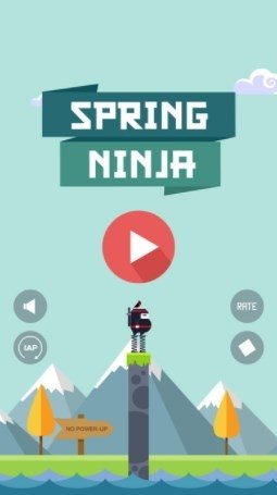 Spring Ninja iPhone image 5