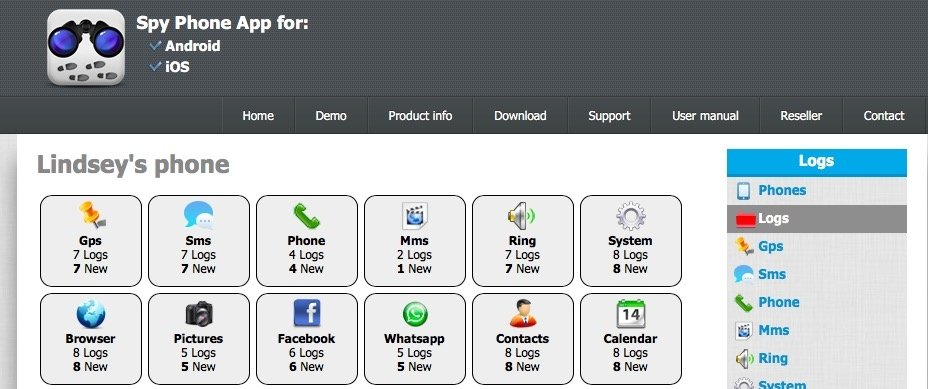 spyphone download gratis