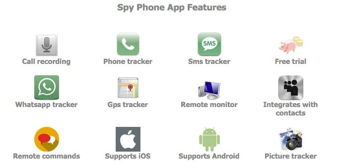 Using the free cell phone spy without access to Target phone