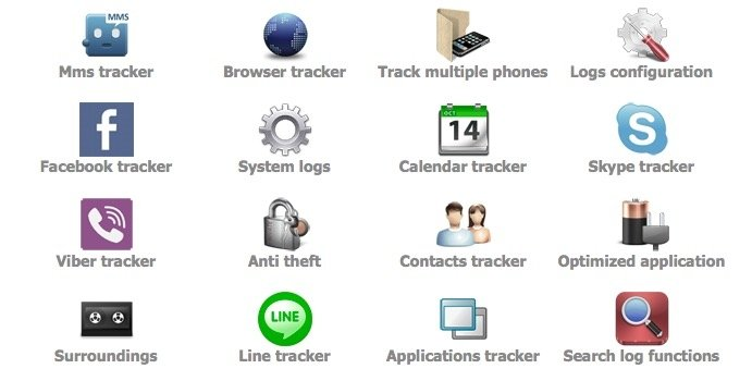 PhoneSpector Works With All Apple Devices, Including: