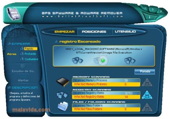Spyware & Adware Remover image 6