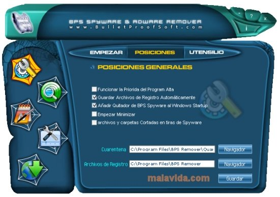Spyware & Adware Remover 9 4 0 8 - Download for PC Free