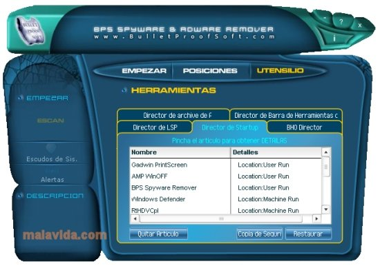 BPS ADWARE REMOVER SPYWARE TÉLÉCHARGER