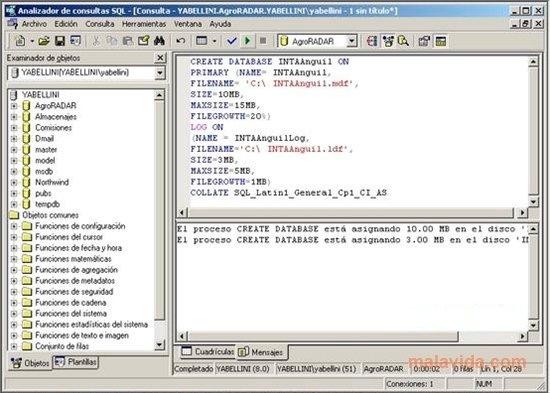 SQL Server 2000 SP2 image 3