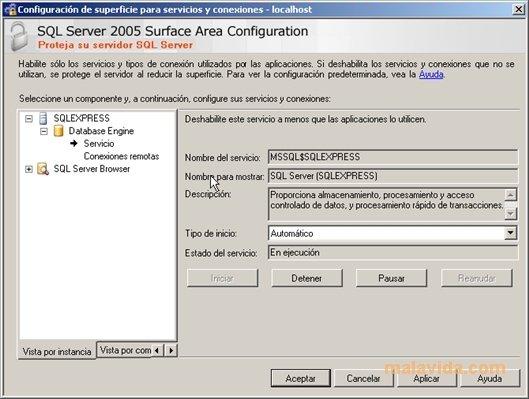 SQL Server 2005 image 5