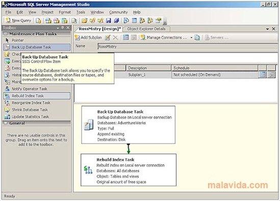 Microsoft sql server 2005 workgroup edition 32bit + 5 user cals.