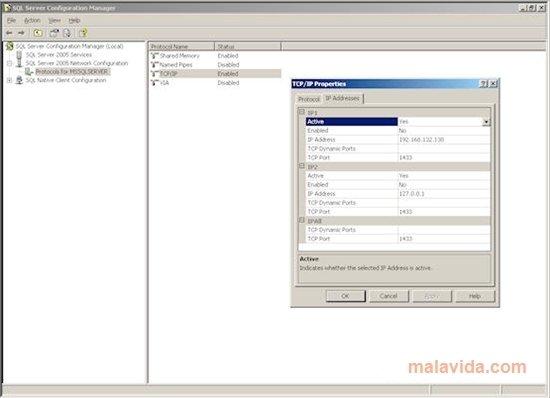 sql server 2005 iso free download