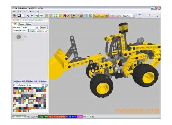 Download Sr 3d Builder Free