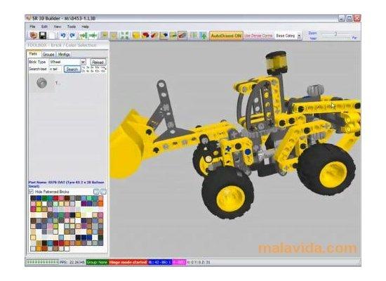 SR 3D Builder image 3