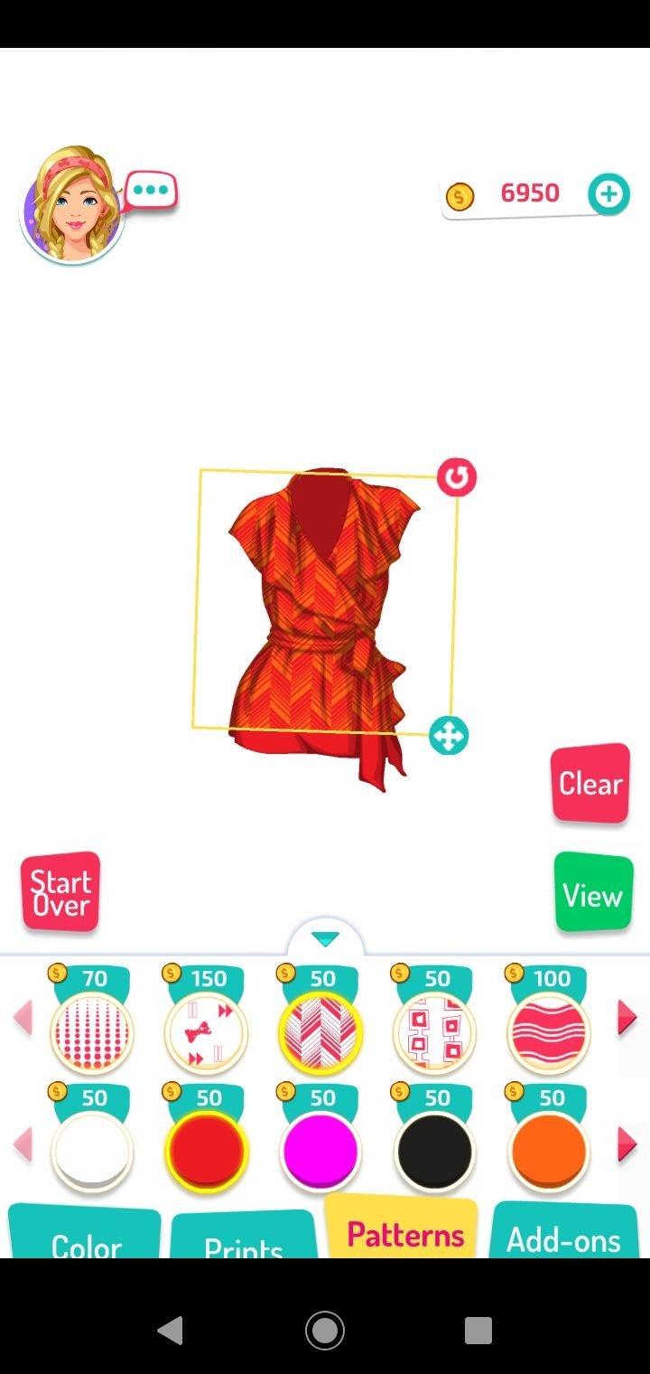 Star Fashion Designer 2 2 Download For Android Apk Free