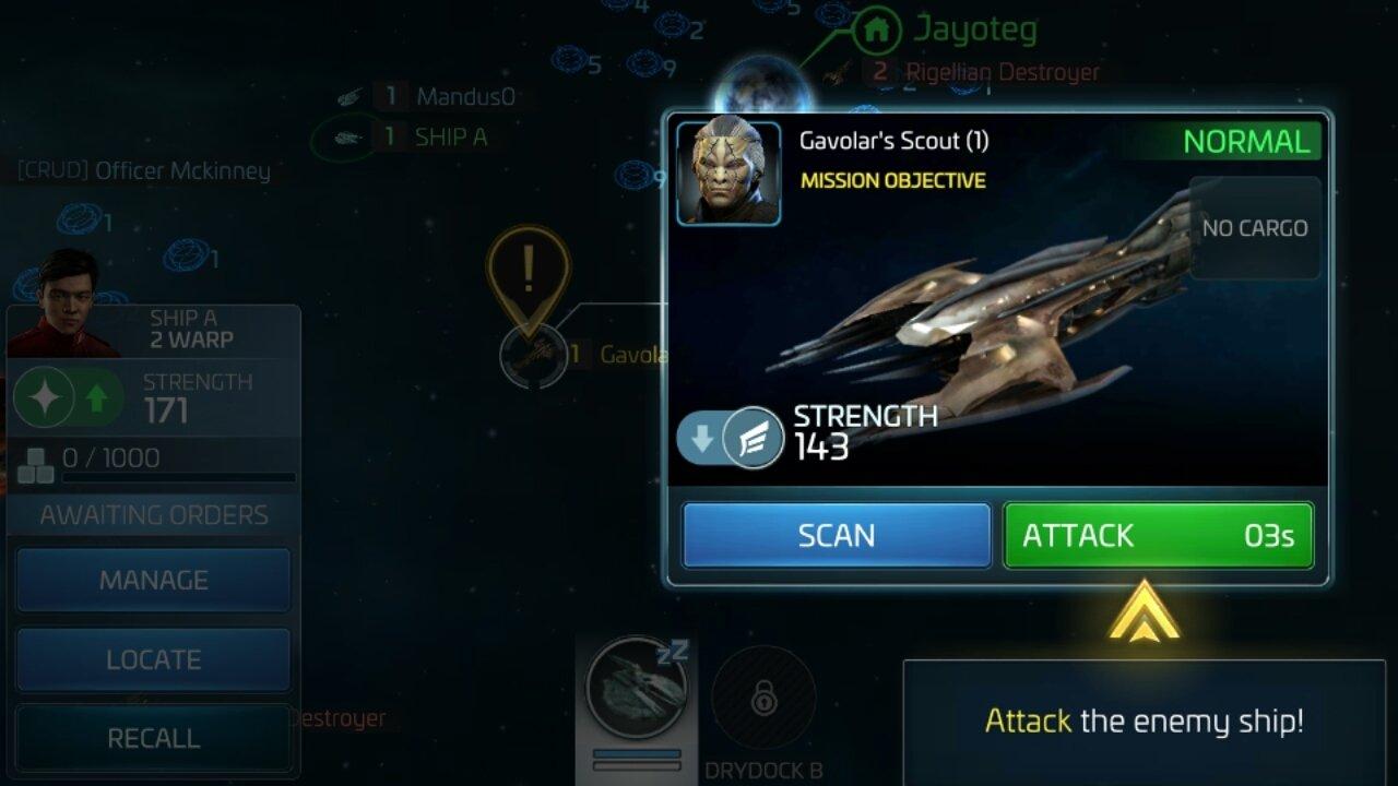 Star Trek Fleet Commandapk android, pc et ios