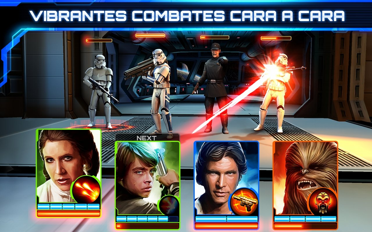 Star Wars: Assault Team Android image 5