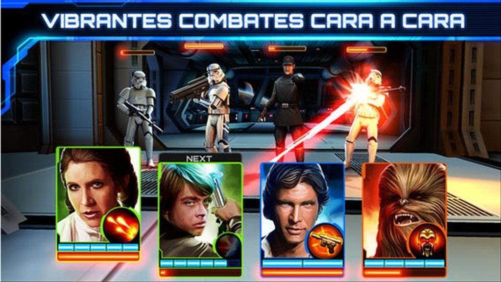 Star Wars: Assault Team iPhone image 5